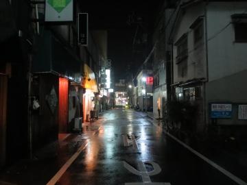 貫太郎のある通り