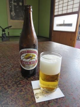 ビール中 700円