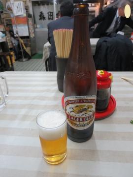 ビール大 510円