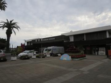 JR指宿駅