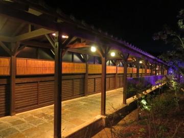 長い回廊 (2)