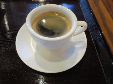 ドリンクバーのブレンドコーヒー