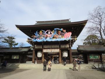 寒川神社 (7)