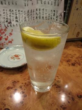 チューハイ(レモン)