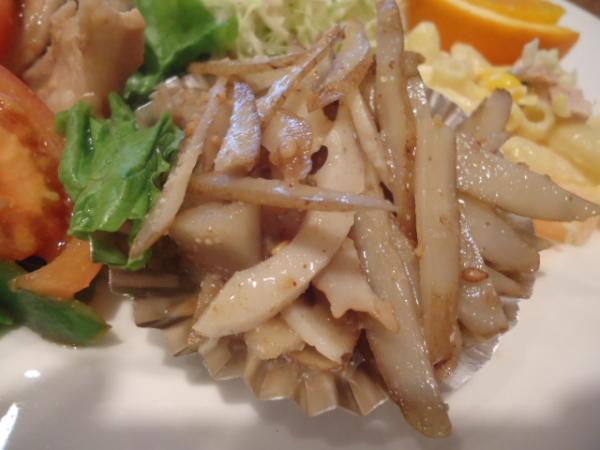 1/23 ソフィア・豚ロース野菜炒め