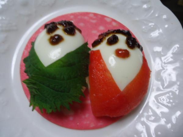 3/4 家食・辛子明太子クリームチーズうどん