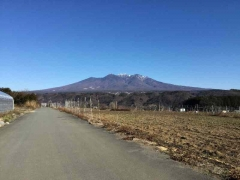 新春の八ヶ岳