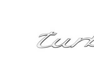 T-shirt Turbo Emblem