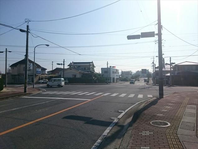 砂田交差点
