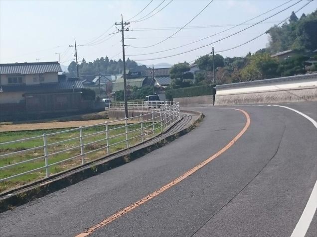 県道163号線