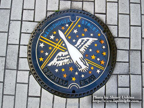神奈川県 相模原市 カラーマンホール