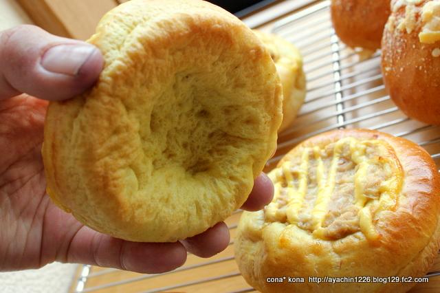 15.10.20カレー味総菜パン6