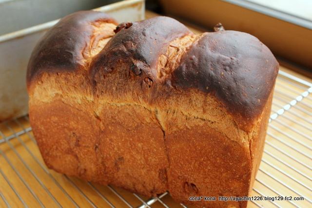 16.02.27黒糖くるみ食パン2