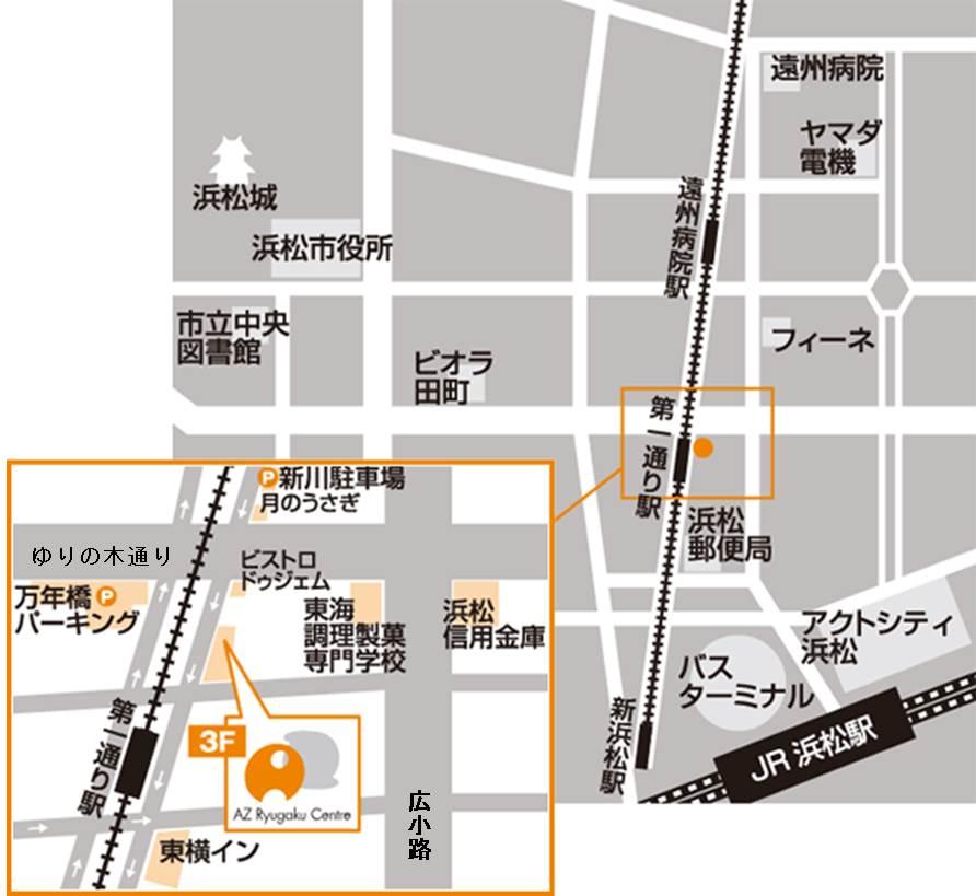 地図(通り名入り)