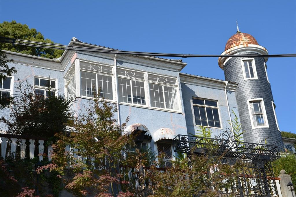 展望塔の家