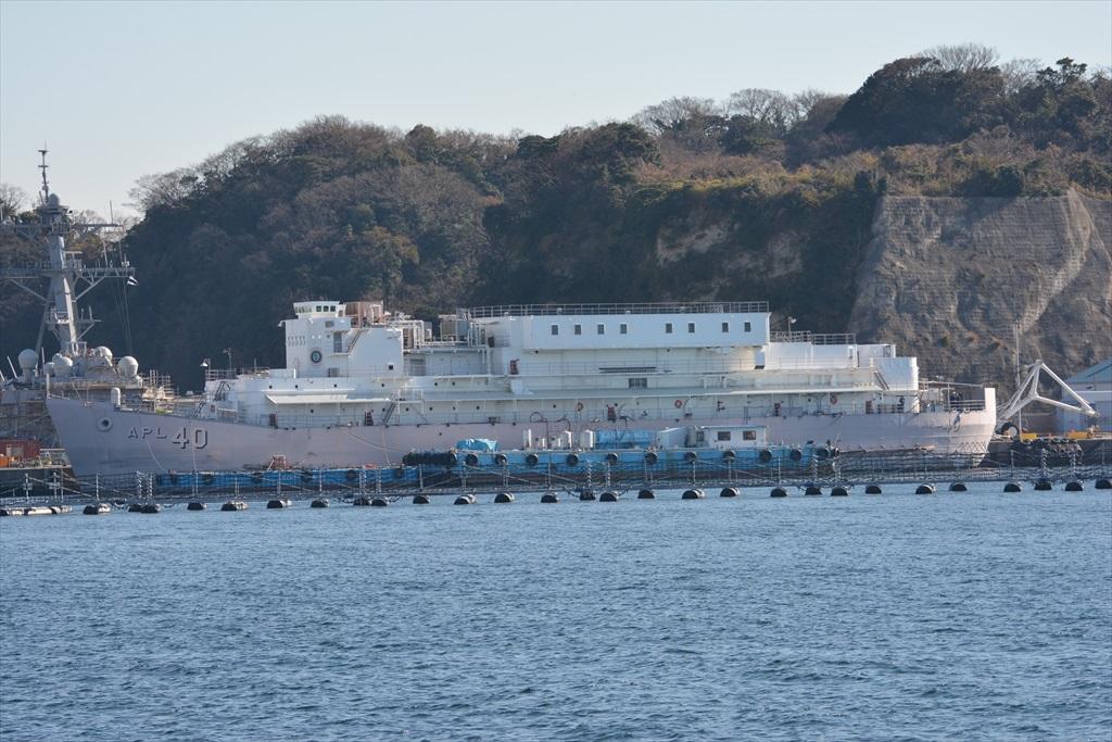 宿泊船APL40
