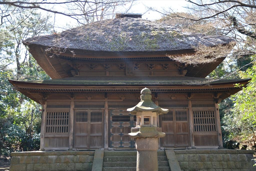 旧東慶寺仏殿_4