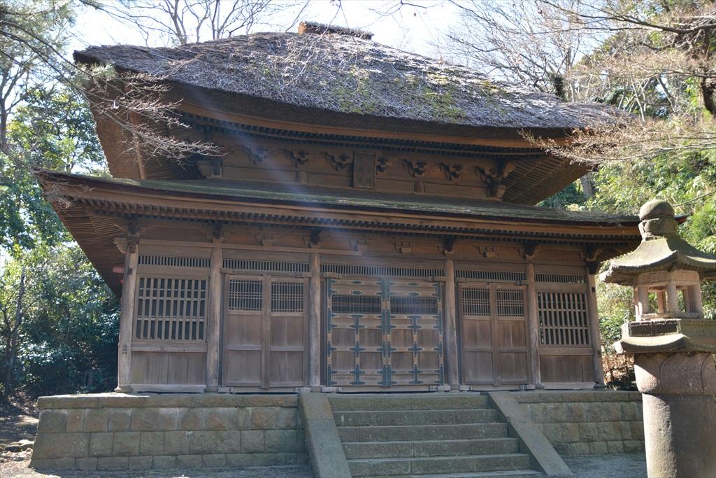 旧東慶寺仏殿_6