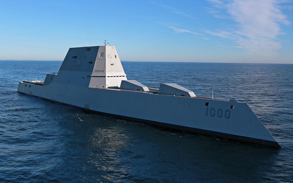 ズムウォルト級ミサイル駆逐艦