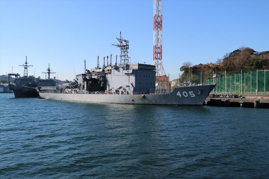 潜水艦救難母艦『ちよだ』_1