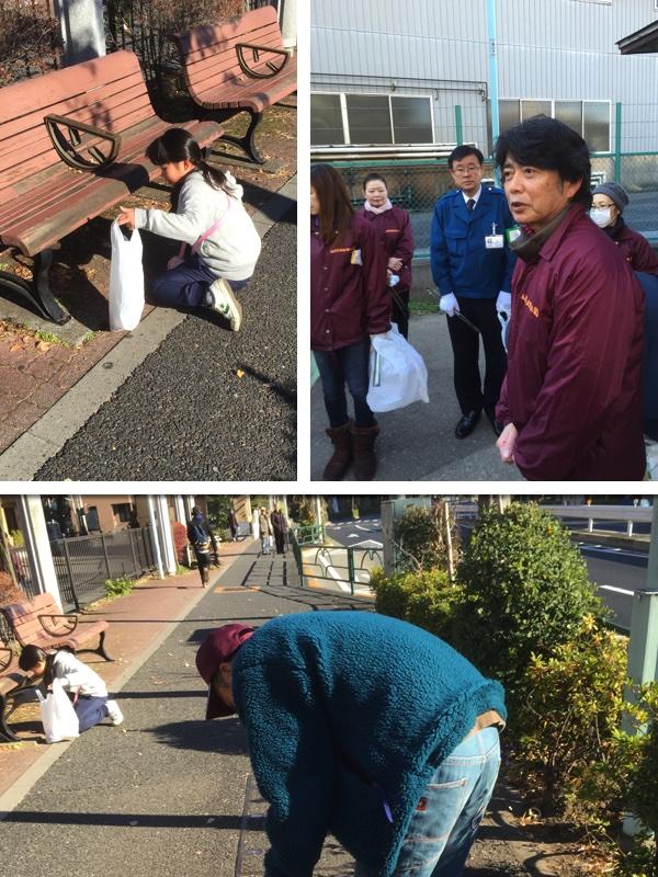 2016-01-10月例町内クリーン活動