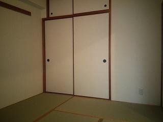 バル側和室収納