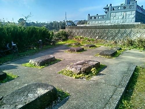 キリシタン墓地