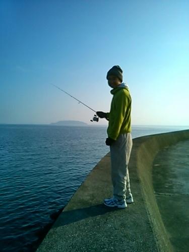 バクタ釣り