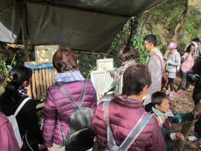 木琴と竹琴の会場風景