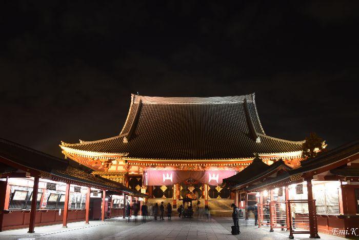 094-Emi-浅草寺本堂