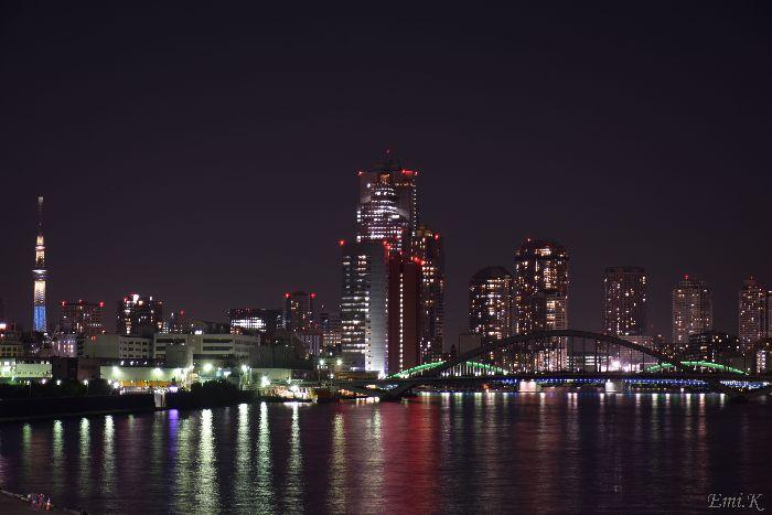 075-Emi-スカイツリー夜景