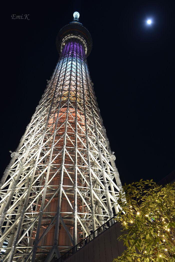 075-New-Emi-月-スカイツリー