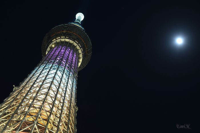 081-New-Emi-月-スカイツリー