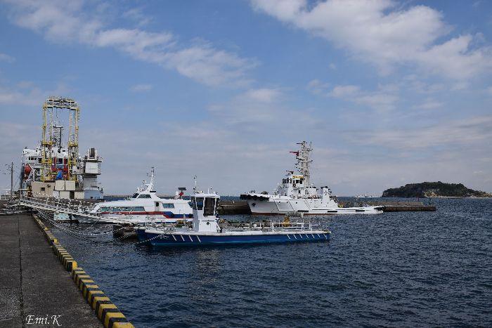 005-Emi-猿島&船
