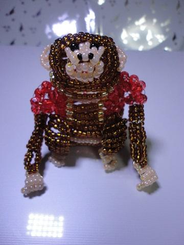 上向き過ぎの猿④