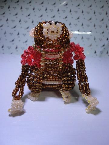上向き過ぎの猿②