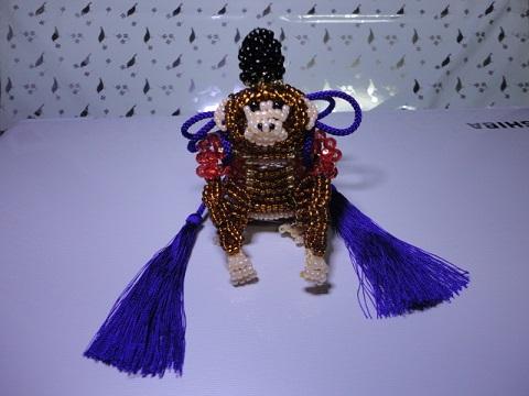 チョット微妙な仕上がりの猿