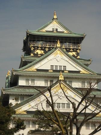 大阪城梅林②
