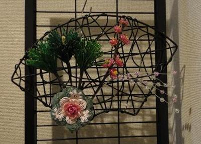 2012年に作った飾り