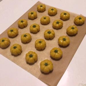 かぼちゃクッキー151106before