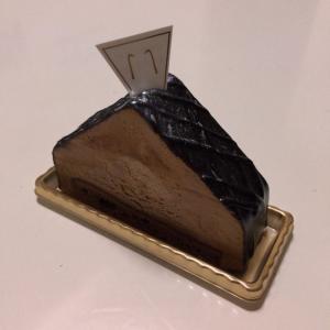 TSURUCAFEのチョコケーキ