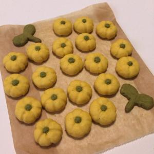 かぼちゃクッキー151106after