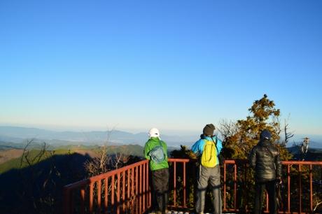 8奈良の街と三人