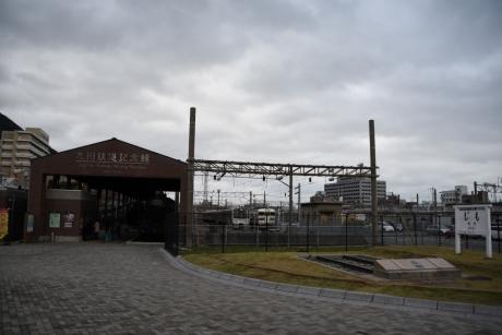 2鉄道記念館