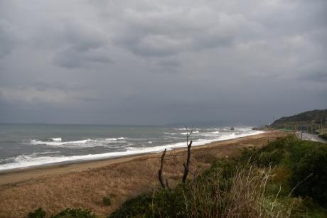 6怪しい天気 怪しい波