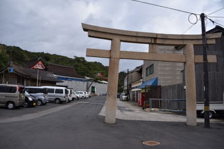 8日御碕神社