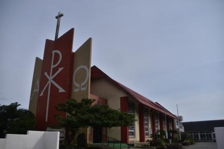 9奄美にもあるカトリック教会