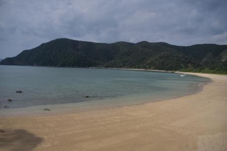 3何気ないビーチ