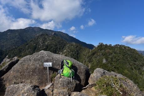 12モッチョム山頂