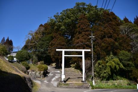 1田之上八幡神社
